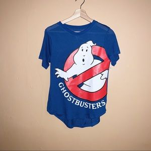 GHOSTBUSTERS High-Low Graphic Tee